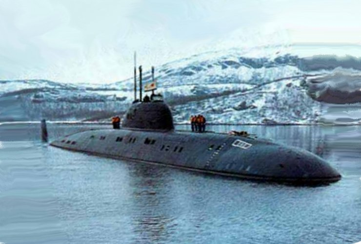 Victor class SSNs