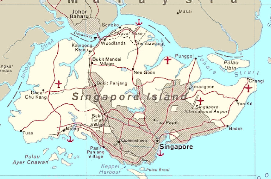 political system of singapore