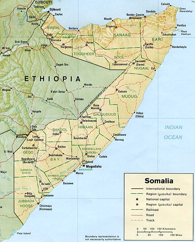 a brief overview of the geography and history of somalia The united states army in somalia 1992-1994 americans consider themselves to be a compassionate people, and the united states army has a long tradition of.