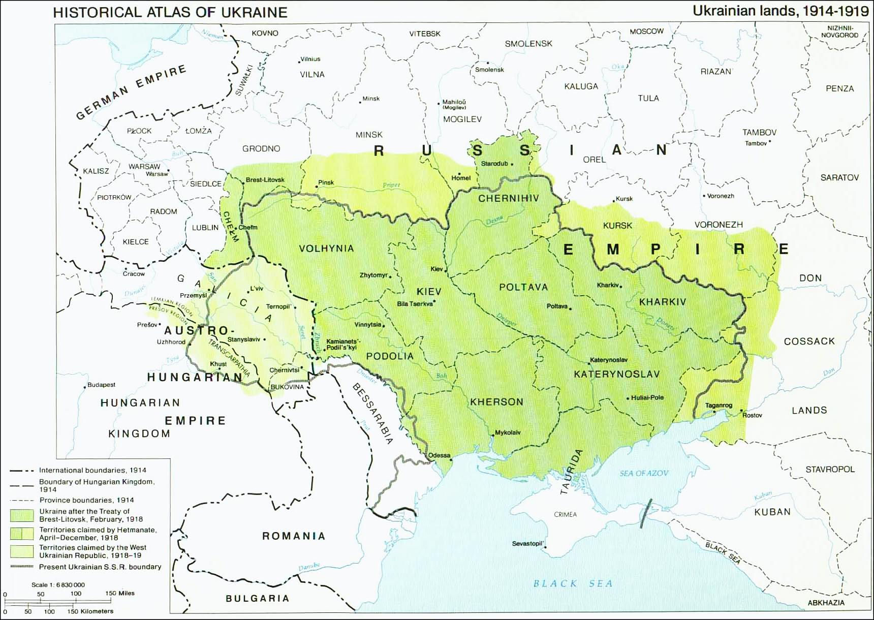 an introduction to the history and geography of ukraine Owh c1 p1 chapter 1: an introduction to history & geography i (11) getting started a history is the written record of.
