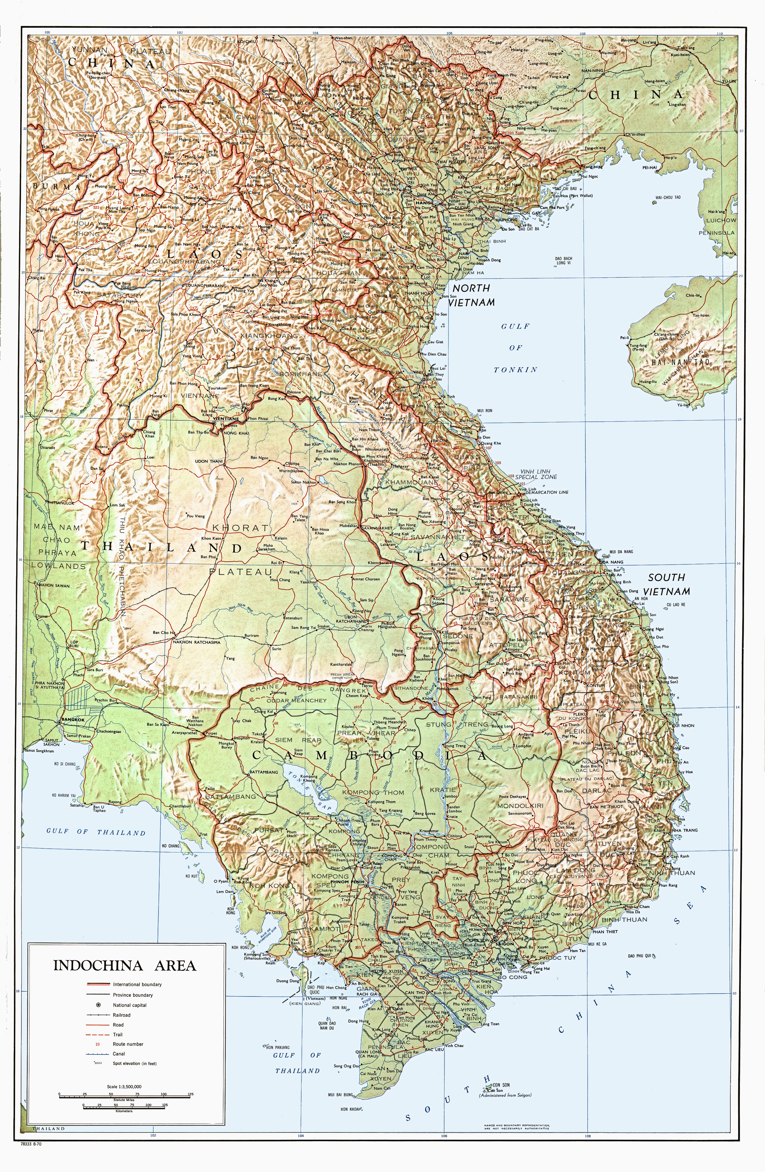 an introduction to the history of vietnam Introduction the vietnamese call it the american war in america it's called the vietnam war this is a short history of that war, from the point of view of the.