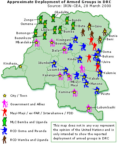 civil war in congo A civil war has been raging in the democratic republic of the congo since well  pretty much since the belgians conquered the area,.