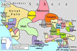Historical Maps Africa