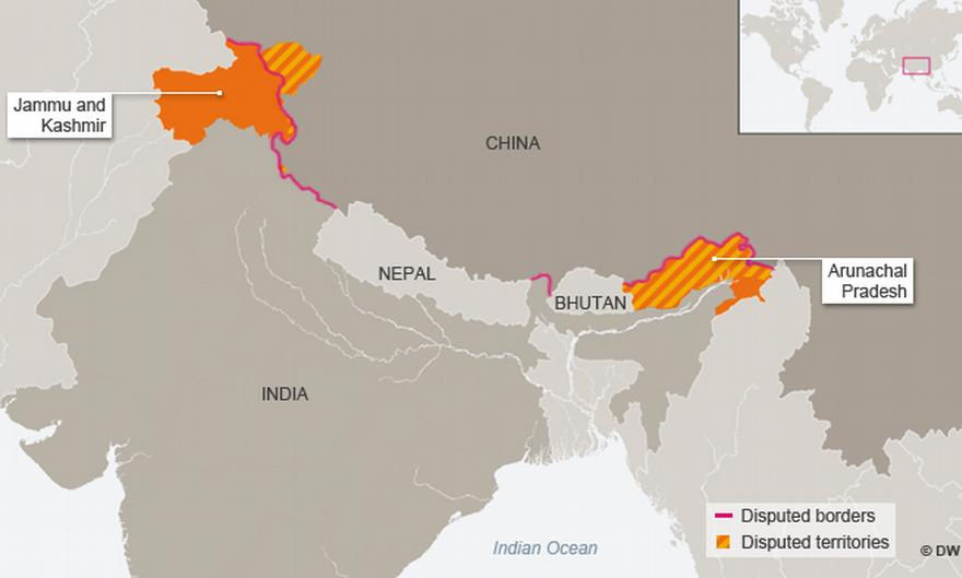 India china border dispute indian media issued shrill warnings about chinese expansionism while chinese state media ramped up their bellicose rhetoric with the nationalist tabloid gumiabroncs Choice Image