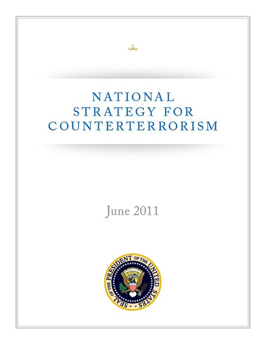 strategies for counter terrorism in united states essay Sample of international terrorism essay this has given me insight on what the united states is doing from a army point of view in our counter terrorism strategy.