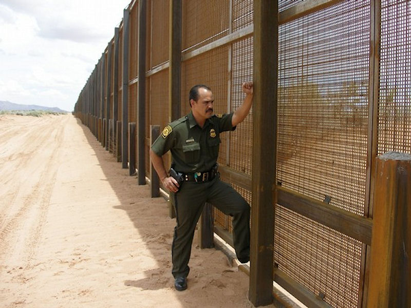 Why are Americans so protective of their borders?
