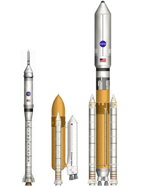 Evolution of Rockets NASA (page 2) - Pics about space