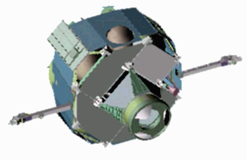 Ranger Navy Space Based Wide Area Surveillance System