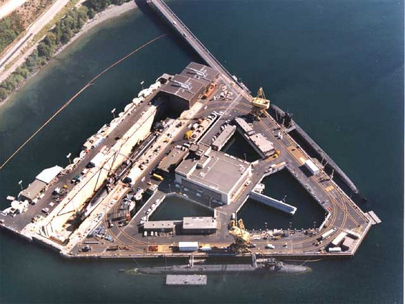 strategic weapons facility  pacific  swfpac   bangor