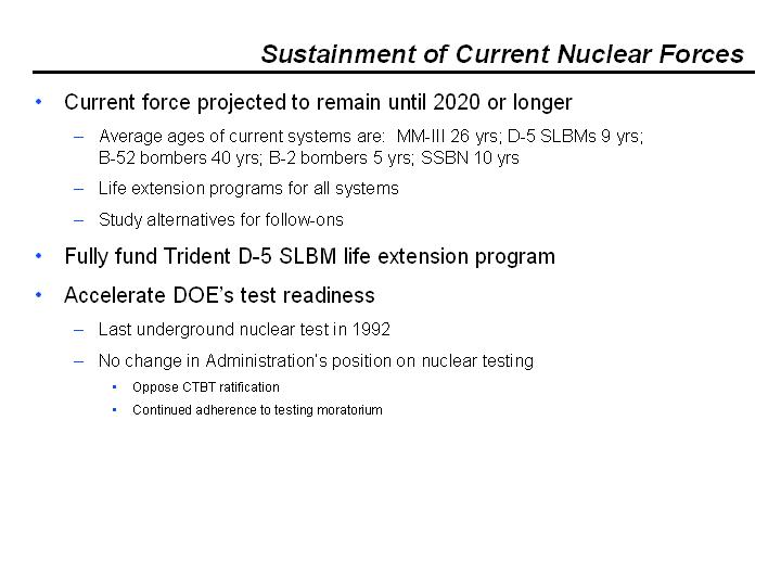 an introduction to the nuclear posture review npr 734 obama's nuclear posture review: an ambitious program for nuclear arms control but a retreat from the objective of nuclear disarmament charles j moxley jr.