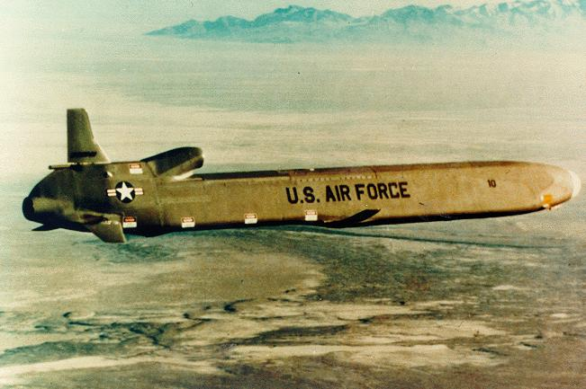 Hot Air >> AGM-86 Air-Launched Cruise Missile [ALCM] United States Nuclear Forces