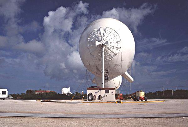 Tethered Aerostat Radar System United States Nuclear Forces