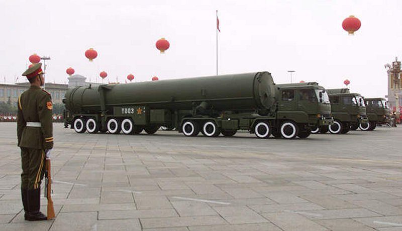 df31 china nuclear forces