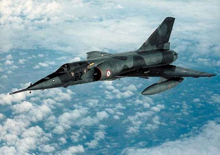 Mirage Iv Aircraft France Nuclear Forces