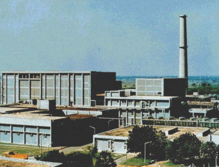 The tritium extraction plant is the facility at at Kalpakkam most ...
