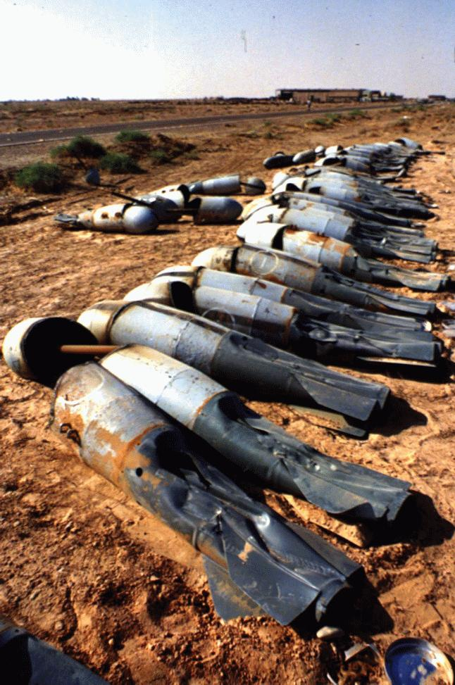 Chemical Weapons Iraq Special Weapons